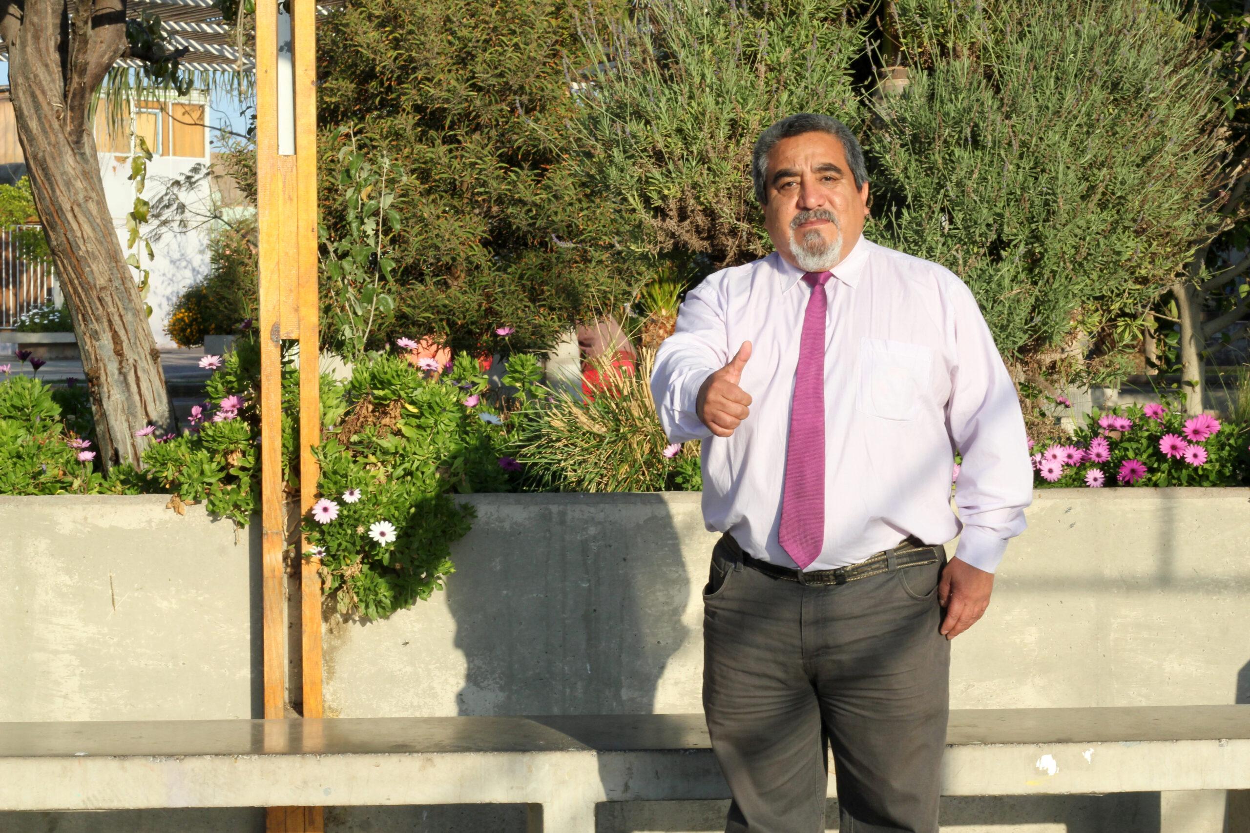 """Óscar Orellana: """"Uno tiene que interactuar con las comunidades"""""""